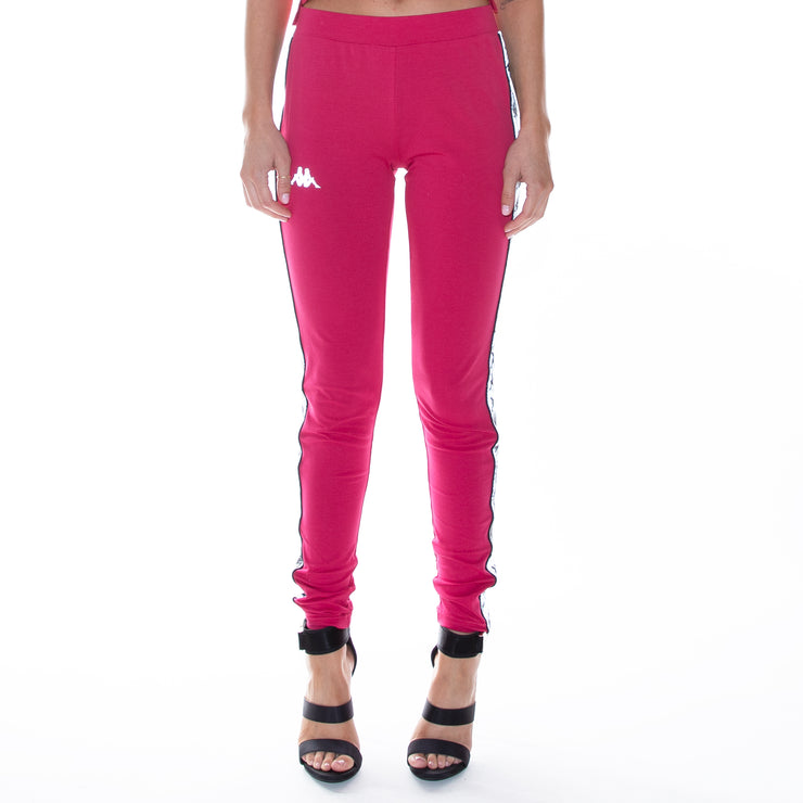 222 Banda Dessy Reflective Leggings - Raspberry Reflective