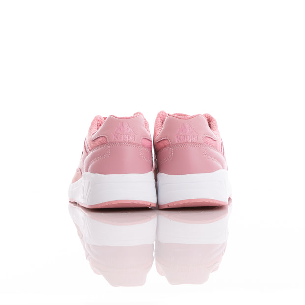 Kappa 222 Banda Barsel 1 Pink Dusty White Sneakers