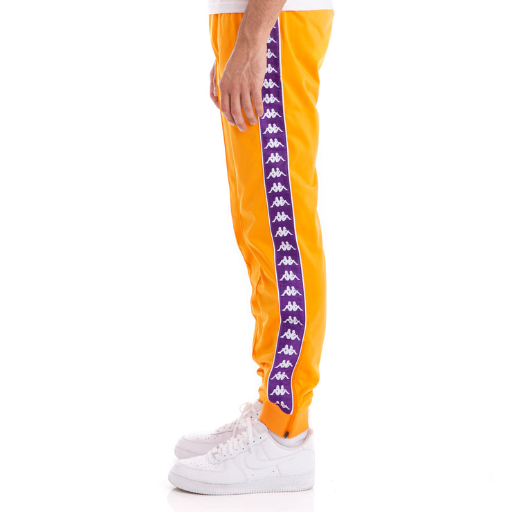 222 Banda Rastoriazz Trackpants Orange Violet Purple