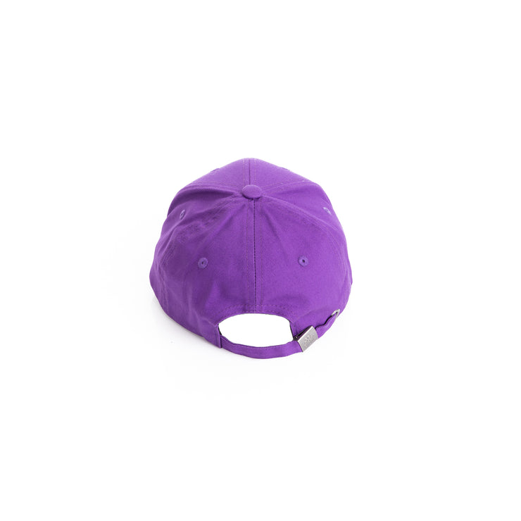 Authentic Bzaftan Cap - Violet Pansy White