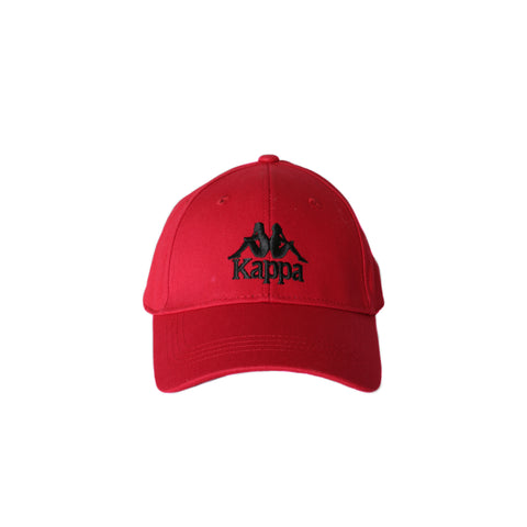 Kappa Authentic Bzaftan Red Dk Black Cap