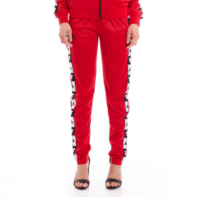 Authentic Anthony Disney Red Black Trackpants