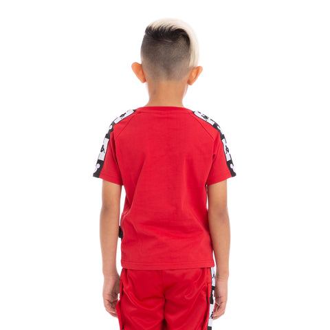 Kappa Kids Authentic Archie Disney Red T-Shirt