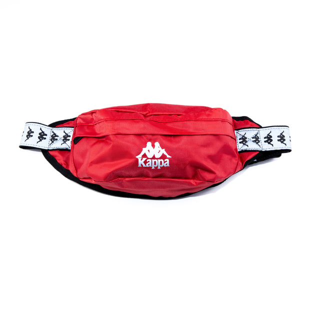 222 Banda Danky Reflective Pouch Bag Chilli Pepper Grey Reflective