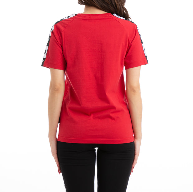 Kappa Authentic Archie Disney Red T-Shirt
