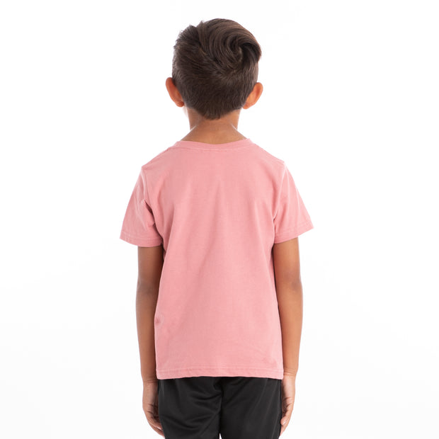 Kids Authentic Estessi Pink Black T-Shirt