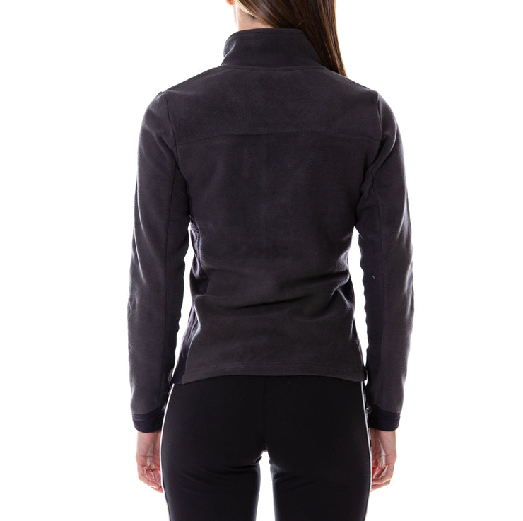 6Cento 688 Black Lt Fleece Jacket - Black Lt