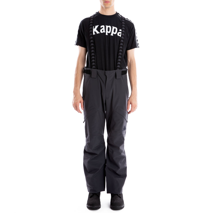 6Cento 622 Ski Pants - Black Lt