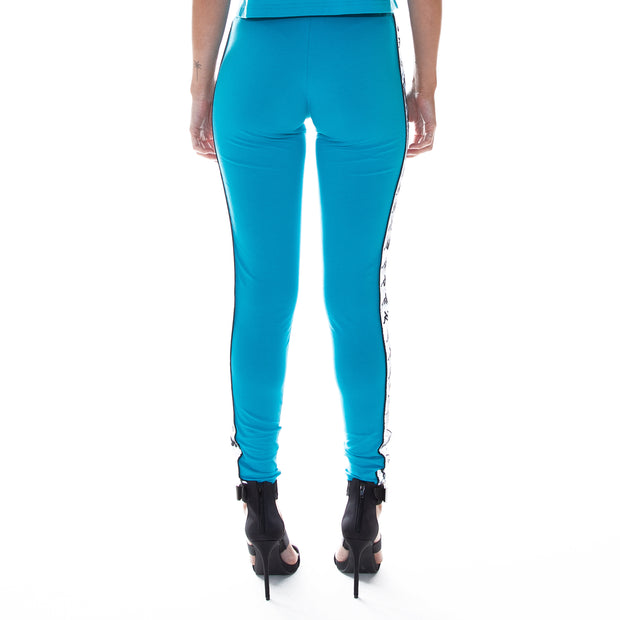 222 Banda Dessy Reflective Leggings - Blue Bird  Reflective