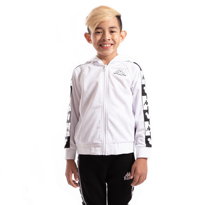 Kappa Kids Authentic Ander Disney White Track Jacket