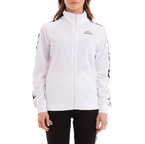 Authentic Anne Disney White Track Jacket