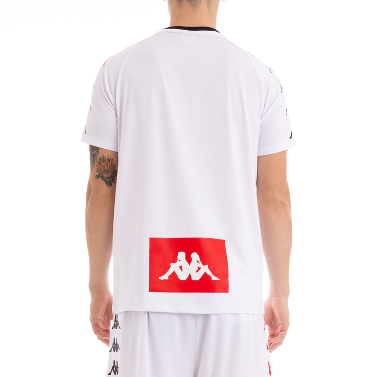 Kappa Authentic Bastil White T-Shirt
