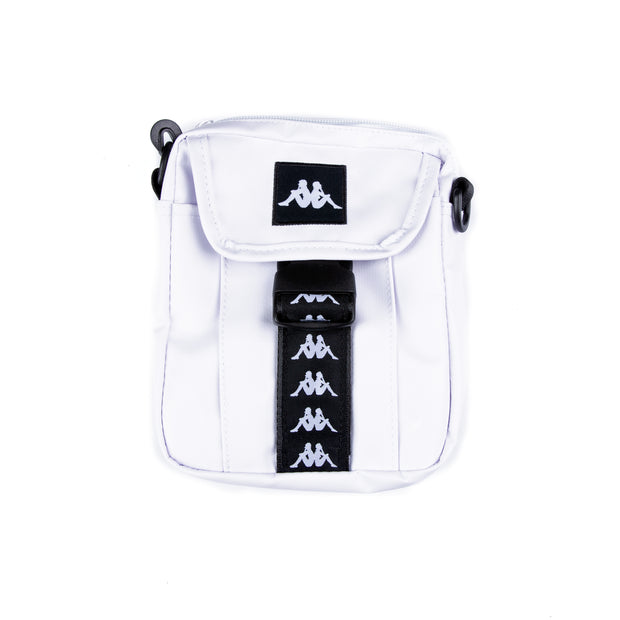 222 Banda Baltuc Crossbody Bag White Black
