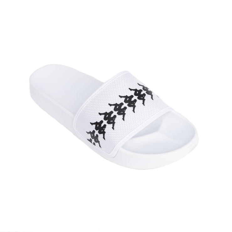 222 Banda Adam 12 Slides - White Black
