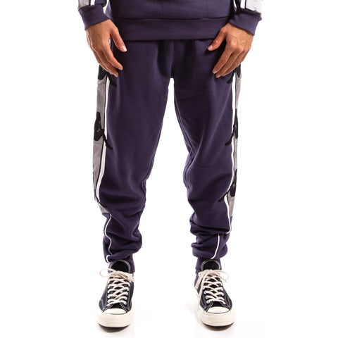 Kappa Authentic Zallard Blue Greystone Greys Pant