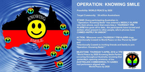 Operation : Knowing Smile