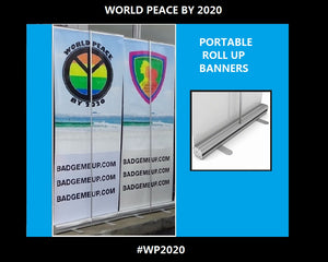 Portable Roll Up Banners