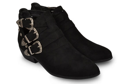 Bottines Juliana noires
