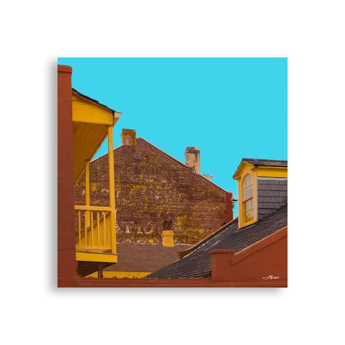 New Orleans - Color Blocking New Orleans, Part 5 | Limited Edition - jspfinearts