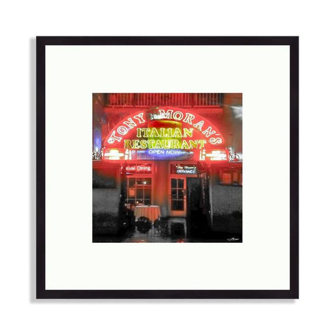 New Orleans - Bourbon Street Colors | Limited Edition - jspfinearts