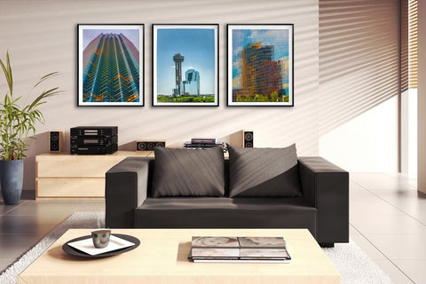 Dallas Wall Art Bundle