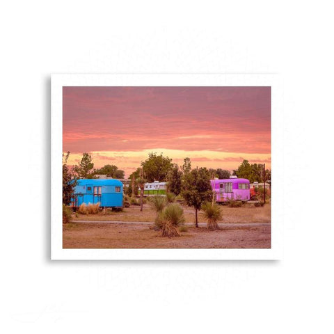 Marfa - Paradise on Wheels | Limited Edition - jspfinearts