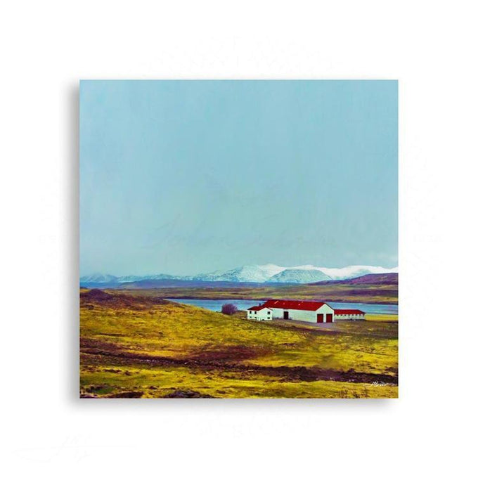 Iceland - Icelandic Farmscape | Limited Edition - jspfinearts