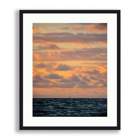 Florida - Windswept Floridian Sunrise | Limited Edition - jspfinearts