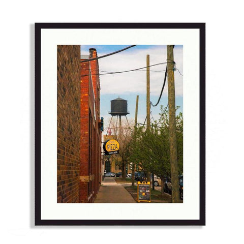 Chicago - A Chicago Alley in Full Color | Limited Edition - jspfinearts