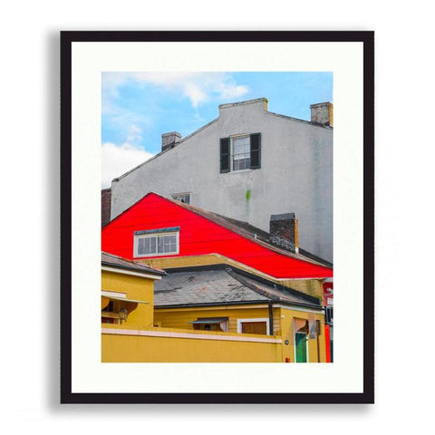 - Unique New Orleans Architecture - French Quarter | Limited Edition - jspfinearts