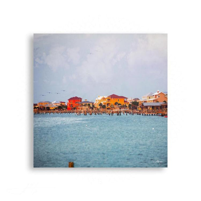 Americana - Pensacola Colors | Limited Edition - jspfinearts