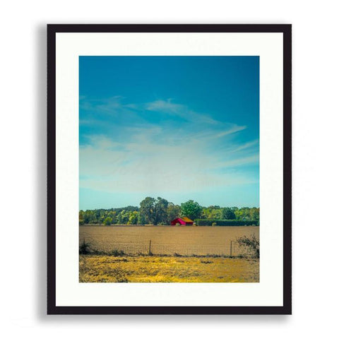 Oregon - Colorful Farmscapes Of Oregon | Limited Edition - jspfinearts