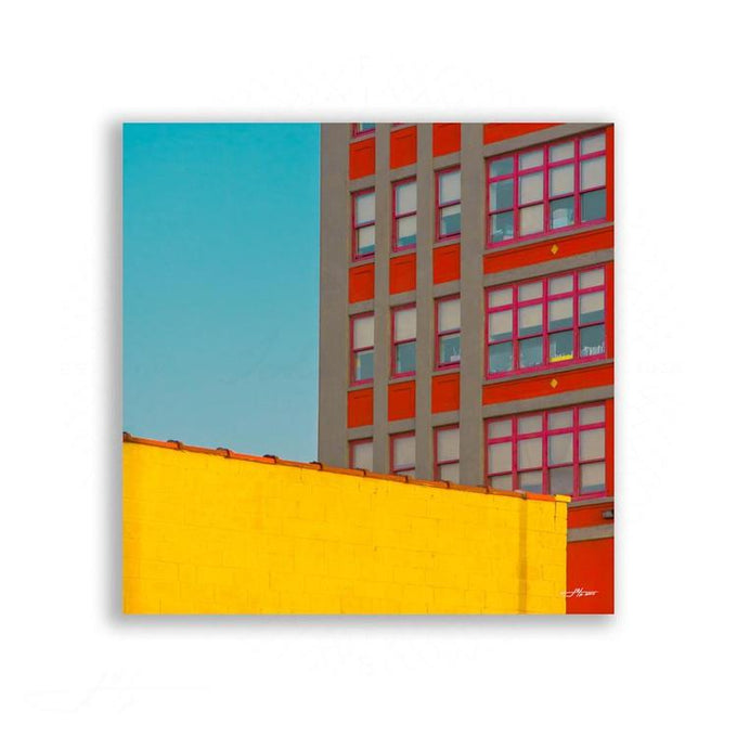 New York City - Brooklyn In Color | Limited Edition - jspfinearts
