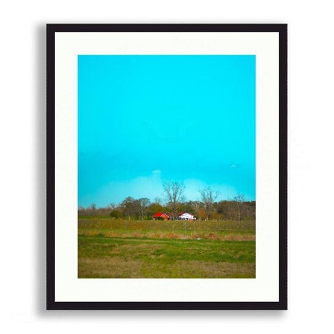 Texas - Texas Farmstead | Limited Edition - jspfinearts