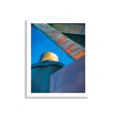 Americana - California Abstraction | Limited Edition - jspfinearts