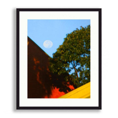 French Quarters - New Orleans Rooftops And A Full Moon | Limited Edition - jspfinearts