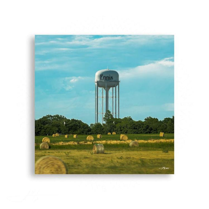 Water Towers - Ennis Water Tower No. 1 | Limited Edition - jspfinearts