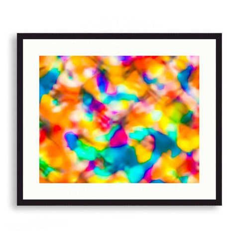 Abstract - Colorized Abstract | Limited Edition - jspfinearts