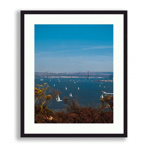San Francisco - San Francisco Summer Skies | Limited Edition - jspfinearts