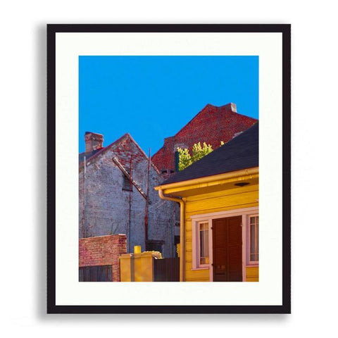 New Orleans - French Quarter Colors - Historic Architecture | Limited Edition - jspfinearts