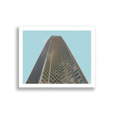 Dallas - Bank of America Plaza | Limited Edition - jspfinearts