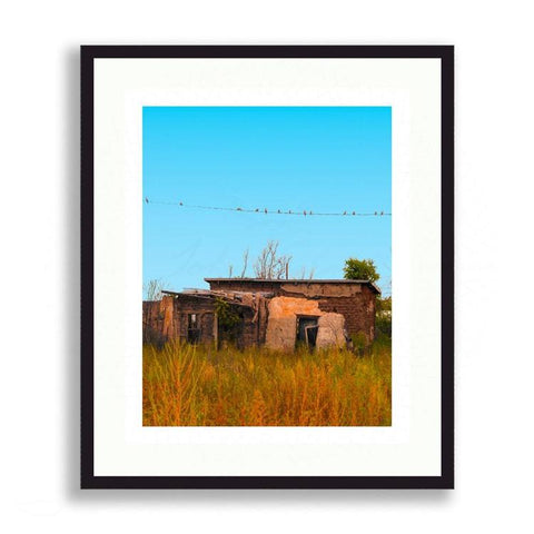 Marfa - Birds on a Line | Limited Edition - jspfinearts