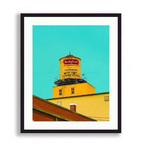 Americana - Bridgford Water Tower | Limited Edition - jspfinearts