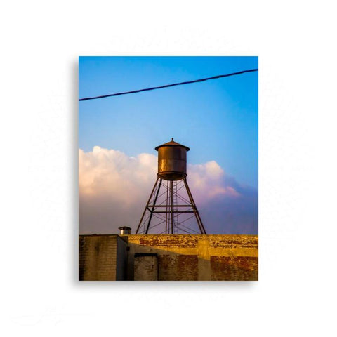 Brooklyn - Iconic Brooklyn Water Tower | Limited Edition - jspfinearts
