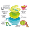 Brother Max Weaning Bowl Set 4m+