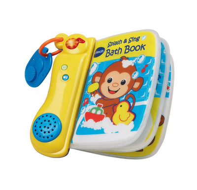 V-Tech Splash & Sing Bath Book