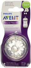 AVENT Natural 2x slow flow Teats