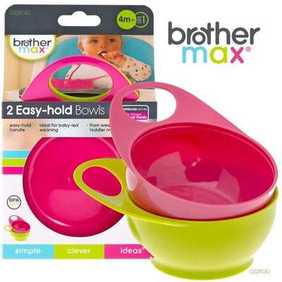 Brother Max 3 Easy-hold Bowls 4m+