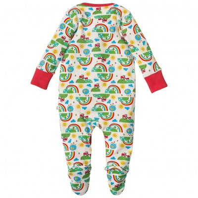 Lovely Babygrow - Happy Days