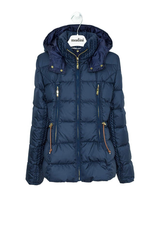 CHAQUETA  BLUE NAVY CANZITEX